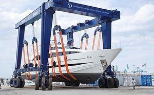 船艇搬运起重机