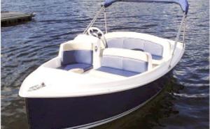 电动船艇、混合动力船