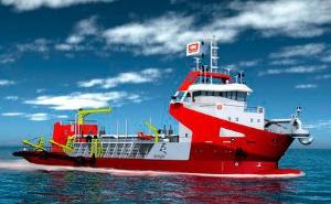 辅助船、特殊用途船