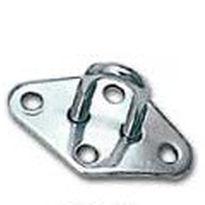 固定式帆船系缆环板 / U形