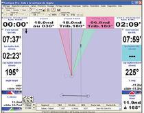 导航软件 / 帆船