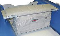 驾驶椅 / 用于充气艇 / 可拆卸 / 带有箱子