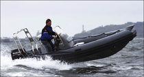 舷外充气艇 / 半硬式 / 中央控制台 / 最多容纳 10 人