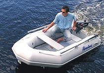 舷外充气艇 / 折叠 / 最多容纳 2 人 / 条缝地板