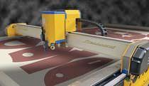 CNC数控切割台 / 旋转刀式 / 船坞