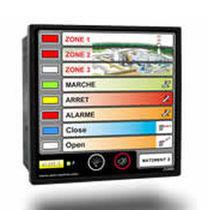 船舶监控操作面板 / 用于游艇 / 报警