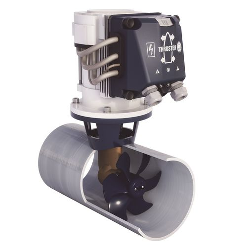 艏柱推进器 / 船用 / 电动 / 隧道式