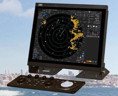 船舶雷达 / ARPA / 带AIS装置 / 彩色