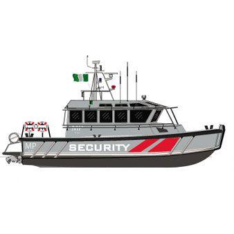 巡逻艇 / 舷内喷水式推进器 / 铝制