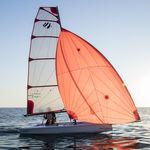 单人帆艇 / regatta帆船比赛