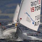 单人帆艇 / regatta帆船比赛 / 激光雷迪尔级Laser Radial