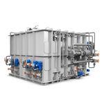 污水处理系统 / 船舶 / 带有分离器 / 隔膜