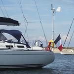 风力发电机桅杆