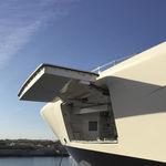 船舶侧舱门 / 用于游艇
