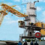 气动式卸船机 / 移动