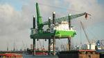 风电场近海服务船
