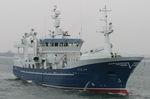拖网渔船专业渔船