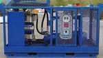船用液压泵站 / 船舶 / 撇油用 / 电动
