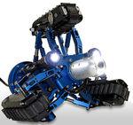 管线检查水下机器人