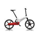 电动折叠自行车 / 用于游艇