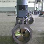 艏柱推进器 / 船舶 / 电动