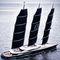 巡游超级帆船游艇BLACK PEARLOceanco