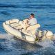舷外充气艇 / 半硬式 / 侧边控制台 / 游艇小舢板