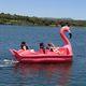 4人座脚踏船