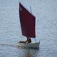 传统型帆艇 / 尾部开放式 / 斜桁帆 / 可运输
