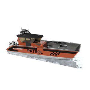 专业作业船 / 巡逻艇 / 救生船 / 军事舰艇