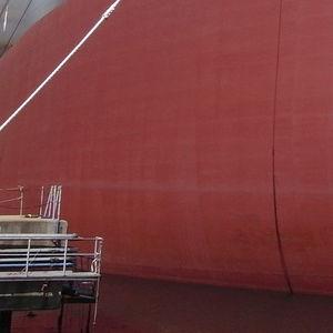 商用船舶防污垢保护层
