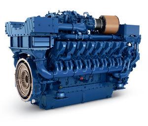 混合动力发电机组