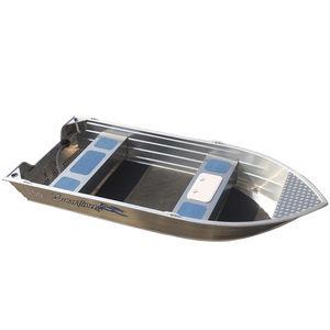 铝制敞舱船