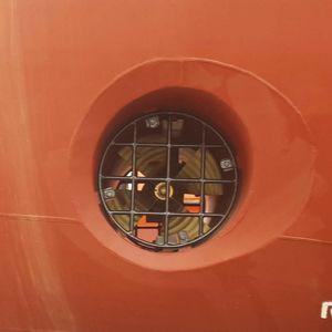 艏柱推进器