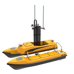 海洋学研究水面无人艇 / 用于水文地理研究 / 用于环境测量 / 自主