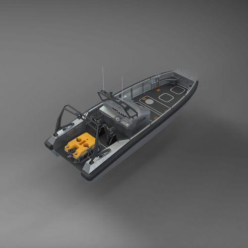 专业作业船 / 工作艇 / 潜水支持船 / 服务船
