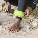 立式单桨冲浪板安全绳