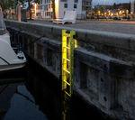 港口梯子 / 用于海港 / 固定式 / 安全