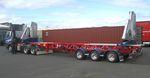容器拖车 / 船坞 / 用于港口码头 / 侧边装载