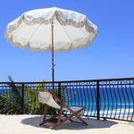 游艇太阳伞