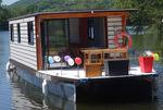 双体船船屋