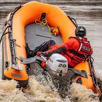 专业救生船