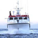 专业捕鱼船