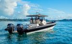 专业巡逻船 / 舷外 / 刚性充气艇