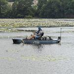 平台式皮划艇