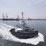 专业作业船 / 牵引 / 舷内尾机推进