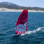 竞赛用帆板帆