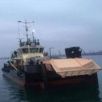 溢油回收船专业船 / 双体船 / 舷内
