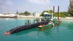 绞吸式挖泥船专业船 / 双体船 / 舷内 / 柴油