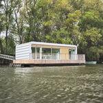 水上漂浮屋
